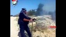 Compilation de fail des combattants en Syrie - Pas toujours très futés...
