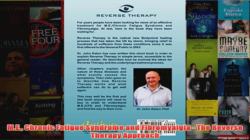 Download PDF ME Chronic Fatigue Syndrome and Fibromyalgia The Reverse  Therapy Approach FULL FREE
