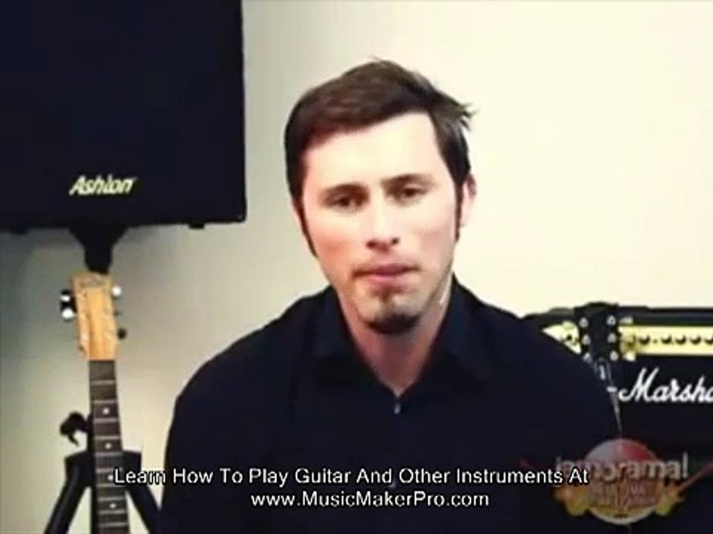How To Play Guitar - Learn To Play Guitar With Jamorama