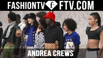 Andrea Crews F/W 16-17 trends | Paris Fashion Week : Men F/W 16-17 | FTV.com