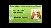 artritis reumatoide   Cure su Artritis