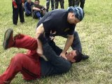S.P.A.S. - Russian knife fighting. Training for the use of the knife.