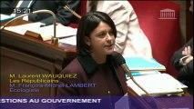 Aménagement des territoires de montagne : S. Pinel répond à une question au Gouvernement