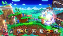 [Wii U] Super Smash Bros for Wii U - La Senda del Guerrero - Sheik