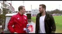 Quand Andreas Wolff rencontre Manuel Neuer