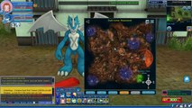 Digimon Profile: Veemon [Exveemon] Stats and Skills (Digimon Masters Online)