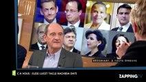 C à Vous : Elise Lucet clashe Rachida Dati (Vidéo)
