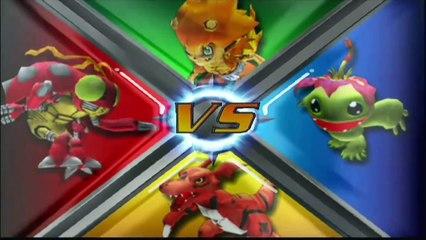 Digimon Rumble Arena 2 : MegaKabuterimon Podra Contra Todos VS Omnimon - Tentomon Historia #2