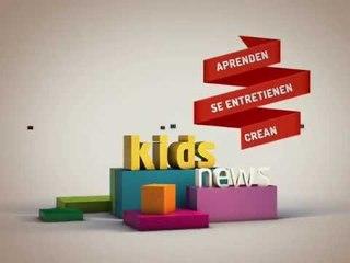 ¡Llegó KidsNews!  El primer periódico interactivo- Publicidad