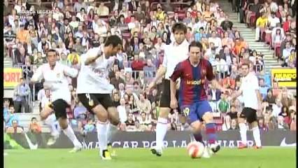 Thierry Henry - Best goals for FC Barcelona (2007-2010)