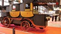 Des pièces uniques du musée de la voiture de Compiègne au Salon Rétromobile