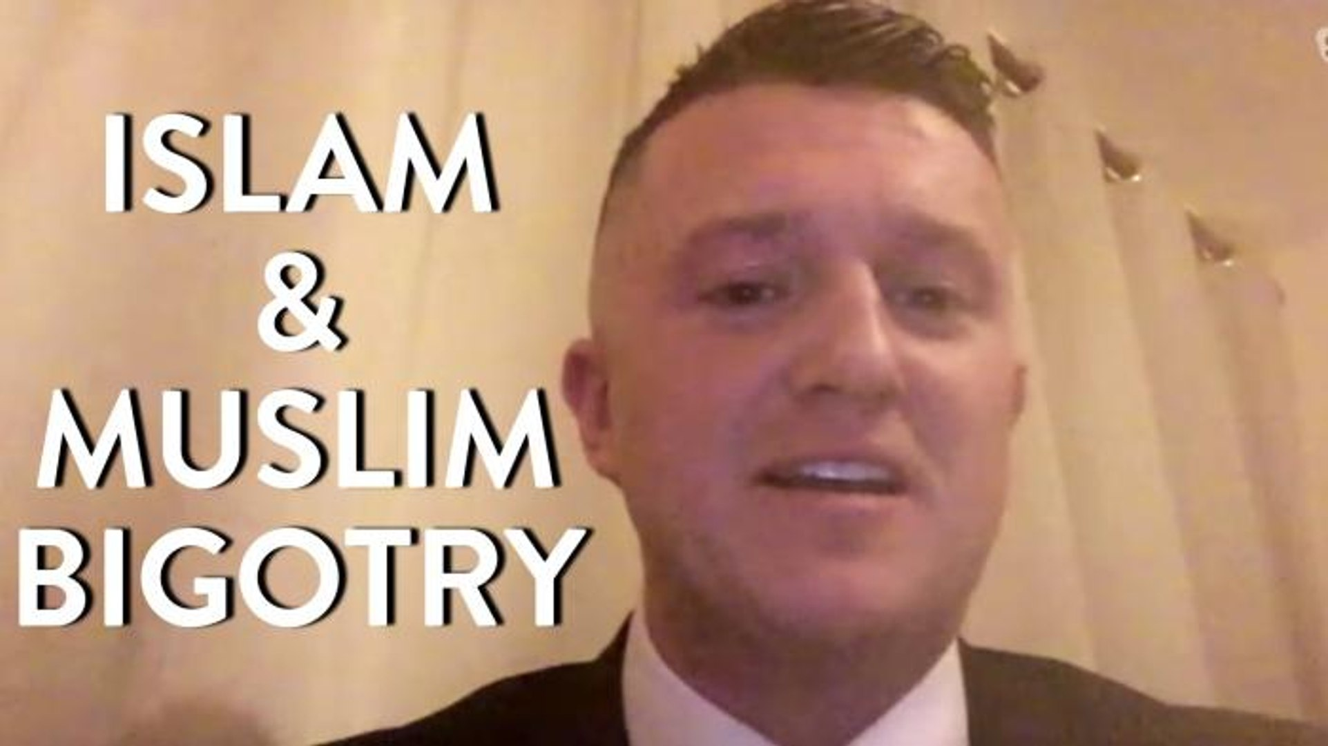 Tommy Robinson on Islam, Muslim Bigotry, and UK Immigration (Interview Part 1)