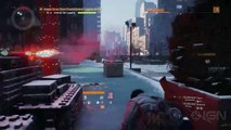 Tom Clancys The Division Gameplay - Side Mission: Supply Drop Recovery