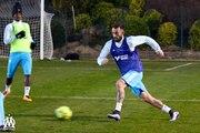 Les deux premiers buts de Fletcher à l'OM