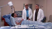 Quand George Clooney aka Dr Ross... rencontre Hugh Laurie aka Dr House