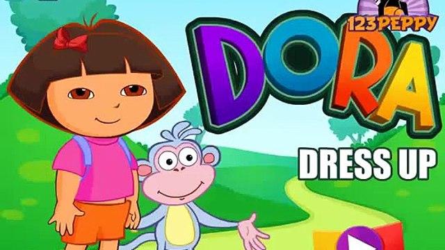 Dora the Explorer W Boots Dress up day game Juegos de Dora la exploradora aJqQHfGb6p0 watch dora