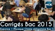 Bac 2015: corrigés vidéo Physique Chimie Obligatoire Bac S exercice 1 « Les trois records de Félix Baumgartner »
