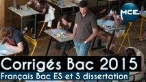 Bac 2015: corrigés vidéo Dissertation Français Bac ES et S « Dans quelle mesure la mise en scène renforce l'émotion que suscite le texte théâtral ? »