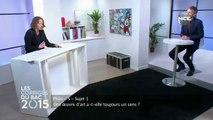 Bac 2015: correction vidéo complète sujet philo Bac S « Une œuvre d'art a-t-elle toujours un sens? »