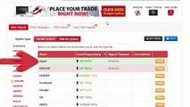 Auto Binary Signals (Main ABS) Video 3 Live Trading - November 5th 2015