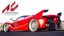 Assetto Corsa Console Announcement Trailer