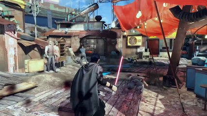 Fallout 4 Mod Adds Kylo Ren From Star Wars