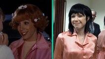 'Grease' Actress Didi Conn Gives Carly Rae Jepsen Frenchy's Original Pink Shirt