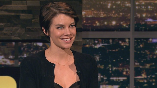 'Walking Dead' Star Lauren Cohan Says Her Pixie Cut Will Be Explained on the Show