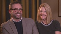 Steve Carell and Wife Nancy Joke How They Balance Marriage and Working Together: 'Sedation'