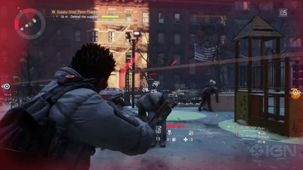 How The Division Successfully Blends Multiple Genres