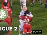 AJ Auxerre - Evian TG FC (3-1)  - Résumé - (AJA-EVIAN) / 2015-16