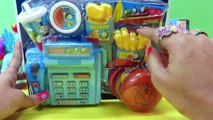Thomas & Friends Fast Food Set with a Cash Register toy Review