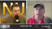 Linux For The Rest Of Us #82 - Podnutz Tech Podcast - 1 / 6