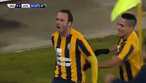 Giampaolo Pazzini Goal Hellas Verona 2-1 Atalanta 03.02.2016 HD