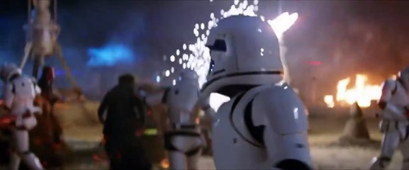STAR WARS: THE FORCE AWAKENS TV Spot #5 (2015)