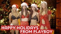 An Epic Christmas Movie Mashup Starring the Playmates