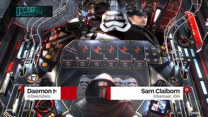 Star Wars: The Force Awakens Pinball - The First Order Star Destroyer