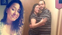 NYPD arrest man who they believe helped teenage girlfriend kill her mother and mother's boyfriend