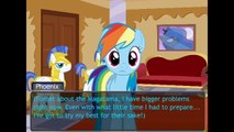 Phoenix Wright My Little Pony FIM Turnabout Storm Part 2 4]