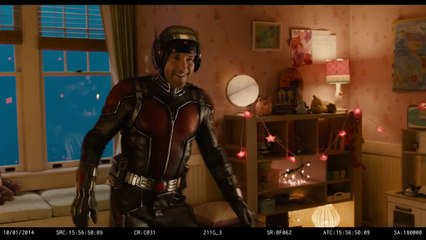 ANT-MAN Gag Bloopers Reel (2015) Marvel Movie HD