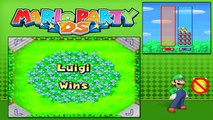 Mario Party DS - Story Mode - Part 78 - Kameks Library (2/2) (Luigi) [NDS]