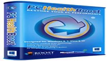 """Clean Up PC - Clean and Boost Computer - """"PC Healthboost"""" Registry Cleaner"""