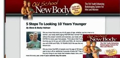 Old School New Body Review - Is Old School New Body Scam?