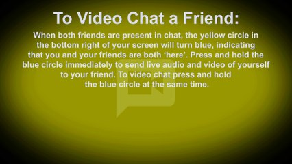 How to Video Chat on Snapchat