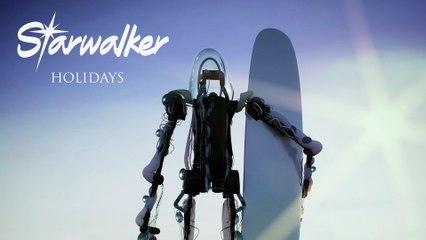 Starwalker - Holidays (Official Audio)