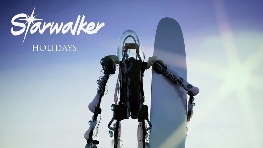 Starwalker - Holidays (Official Audio)