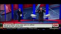 FULL CNN Democratic Town Hall P5 Bernie Sanders - 2-3-2016, New Hampshire