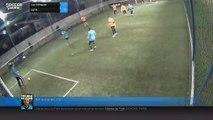 But de thomas (1-0) - Les Collegues Vs Lights - 03/02/16 20:00 - Antibes Soccer Park