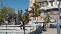 Street-Level Skating in Budapest | Skate of Mind