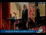 Obama visits a mosque to send pointed message to non-Muslims